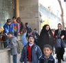 TO AND FROM SCHOOL IN IRAN