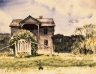 Farmhouse with Landscape