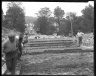 Street Improvement Photographs -- Box 44, Folder 40 (Seeger Street) -- negative, 1927