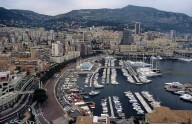 Harbor, Monte-Carlo, Monaco