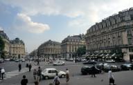 Boulevards by Baron Georges-Eugene Haussmann, Paris