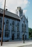 [Apostolic Bethlehem Temple Church, Deutsche Protestantische St. Johannes Kirche, St. John German Protestant Church]