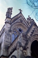 Dexter Mausoleum