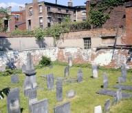 Chestnut Street Jewish cemetery