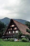Gassho-style house