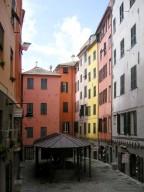 Courtyard, Genoa