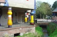 Hundertwasserhaus in Bad Soden am Taunus