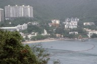 Beach Repulse Bay