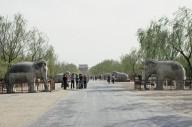 Ming Tomb Beijing (China)