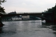 Bridge Over Aare River