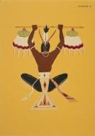 [Les peintres indiens d'Amérique, American Indian painters, A Cherokee Doctor]