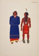 [Les peintres indiens d'Amérique, American Indian painters, The Newlyweds]