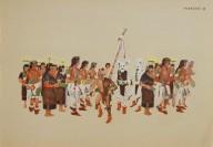 [Les peintres indiens d'Amérique, American Indian painters, Prayer for Rain]