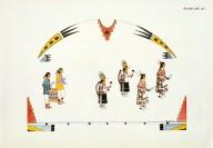[Les peintres indiens d'Amérique, American Indian painters, Harvest Dance]