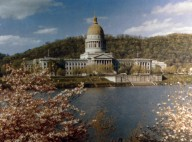 West Virginia State Capitol