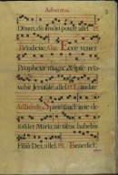 The Spanish Antiphoner. Page 3