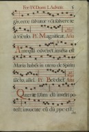 The Spanish Antiphoner. Page 5