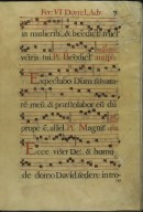 The Spanish Antiphoner. Page 7
