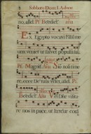 The Spanish Antiphoner. Page 8