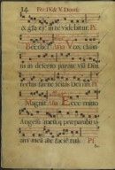 The Spanish Antiphoner. Page 14