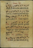 The Spanish Antiphoner. Page 18