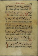 The Spanish Antiphoner. Page 19