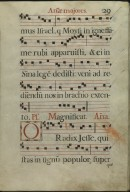 The Spanish Antiphoner. Page 29