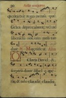 The Spanish Antiphoner. Page 30