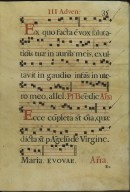 The Spanish Antiphoner. Page 35
