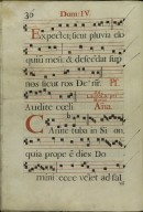 The Spanish Antiphoner. Page 36