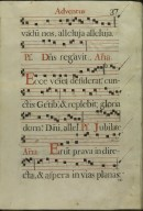 The Spanish Antiphoner. Page 37