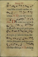 The Spanish Antiphoner. Page 38