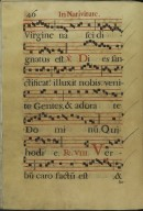 The Spanish Antiphoner. Page 46