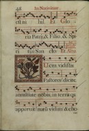 The Spanish Antiphoner. Page 48