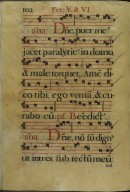 The Spanish Antiphoner. Page 102