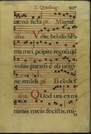 The Spanish Antiphoner. Page 107