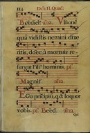 The Spanish Antiphoner. Page 114