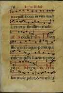 The Spanish Antiphoner. Page 118