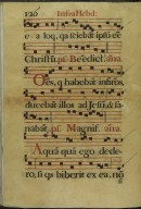 The Spanish Antiphoner. Page 126