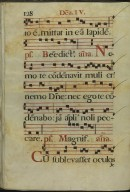 The Spanish Antiphoner. Page 128