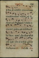 The Spanish Antiphoner. Page 129