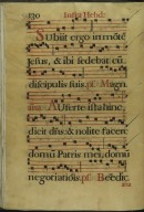 The Spanish Antiphoner. Page 130