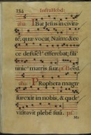 The Spanish Antiphoner. Page 134