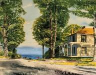 House Near the Coast