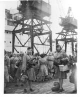 Le Havre, Return Home, Boarding