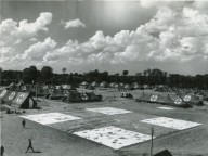 25th General Hospital in Tents