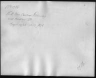 Rapid Transit Photographs -- Box 12, Folder 07 (September 15, 1926) -- print, 1926-09-15, 10:17 A.M. (back of photograph)