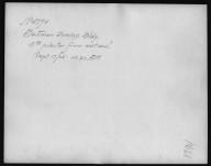 Rapid Transit Photographs -- Box 12, Folder 08 (September 15, 1926 - September 17, 1926) -- print, 1926-09-17, 10:20 A.M. (back of photograph)