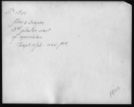 Rapid Transit Photographs -- Box 12, Folder 08 (September 15, 1926 - September 17, 1926) -- print, 1926-09-17, 11:04 A.M. (back of photograph)