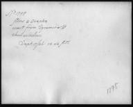Rapid Transit Photographs -- Box 12, Folder 09 (September 17, 1926) -- print, 1926-09-17, 10:46 A.M. (back of photograph)